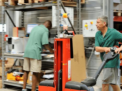 La logistique chez Cabsoc Group