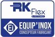 Marques RK Flex et Equip'Inox